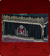 Altar Table Cover - 175