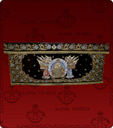 Altar Table Cover - 227