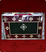 Altar Table Cover - 233