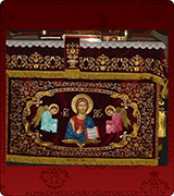 Altar Table Cover - 245