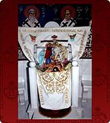 Crucifix Cover - 310