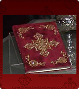 Embroidered Cover - 120