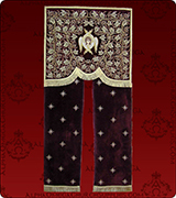 Royal Door Curtain - 150