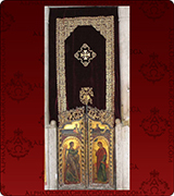 Royal Door Curtain - 160