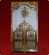 Royal Door Curtain - 175