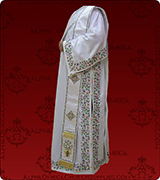 Embroidered Deacon Vestment - 129