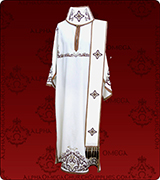 Embroidered Deacon Vestment - 133