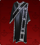 Embroidered Deacon Vestment - 138