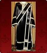 Embroidered Deacon Vestment - 139