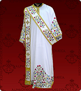 Embroidered Deacon Vestment - 146