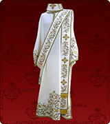 Embroidered Deacon Vestment - 150