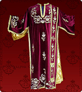 Embroidered Deacon Vestment - 155