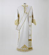 Embroidered Deacon Vestment - 300