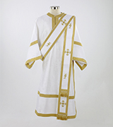 Embroidered Deacon Vestment - 315