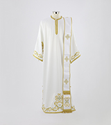Embroidered Deacon Vestment - 325