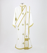 Embroidered Deacon Vestment - 335