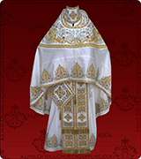 Embroidered Priest Vestment - 111