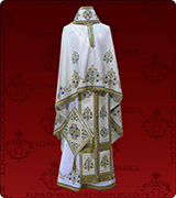 Embroidered Priest Vestment - 115
