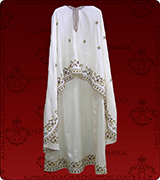 Embroidered Priest Vestment - 136
