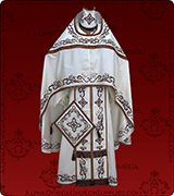 Embroidered Priest Vestment - 141