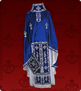 Embroidered Priest Vestment - 142