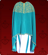 Embroidered Priest Vestment - 143