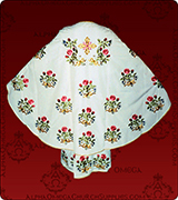 Embroidered Priest Vestment - 145
