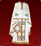 Embroidered Priest Vestment - 150