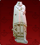 Embroidered Priest Vestment - 151