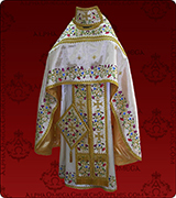 Embroidered Priest Vestment - 161