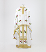 Embroidered Priest Vestment - 180