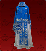 Embroidered Priest Vestment - 192
