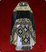 Embroidered Priest Vestment - 195
