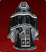 Embroidered Priest Vestment - 199