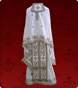 Embroidered Priest Vestment - 260