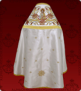 Embroidered Priest Vestment - 266