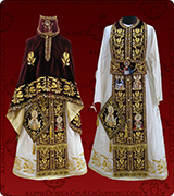 Embroidered Priest Vestment - 284