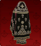 Embroidered Priest Vestment - 288