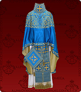 Embroidered Priest Vestment - 292