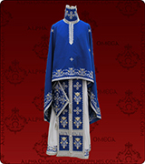 Embroidered Priest Vestment - 312