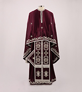 Embroidered Priest Vestment - 405