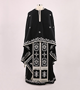 Embroidered Priest Vestment - 410