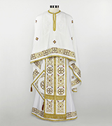 Embroidered Priest Vestment - 415