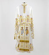 Embroidered Priest Vestment - 420