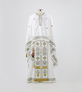 Embroidered Priest Vestment - 435