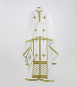Embroidered Priest Vestment - 445