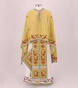 Embroidered Priest Vestment - 450