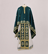 Embroidered Priest Vestment - 455