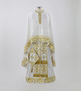 Embroidered Priest Vestment - 465