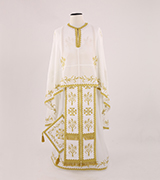 Embroidered Priest Vestment - 470